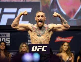 McGregor Eyes Up UFC Return