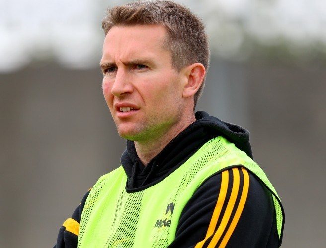 Laois boss Eddie Brennan on why he's still playing hurling at 40