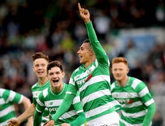 Hoops Keep Europa League Dreams Alive On Dramatic Night In Tallaght