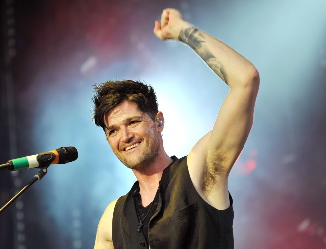The Script Announce Dublin Show