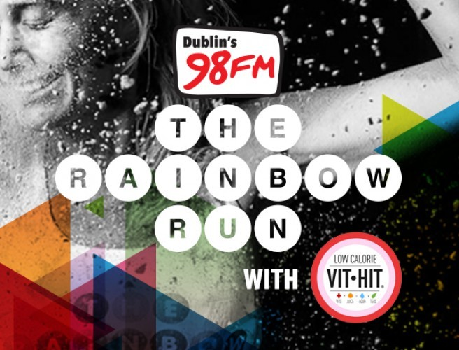 The 98FM Rainbow Run is back for 2017!