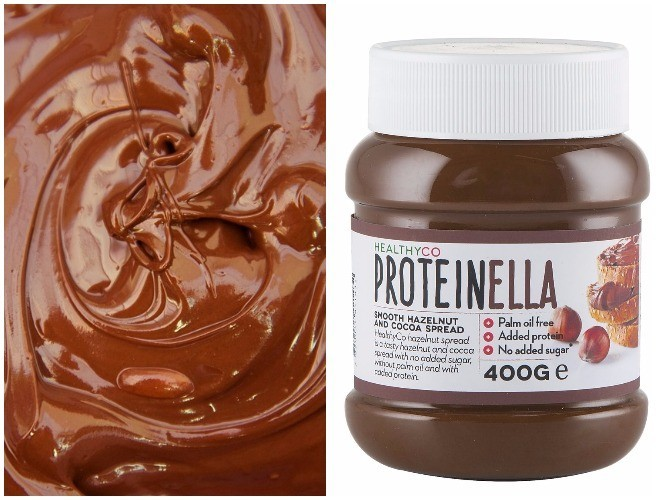 Healthy Protein Chocolate Spread Lands In Lidl