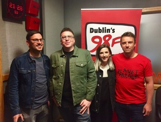 98FM's Totally Irish Podcast - July 30th 2017