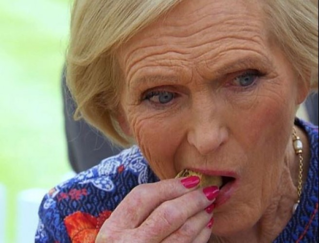 Mary Berry Returns To Our Screens In BBC Cooking Show