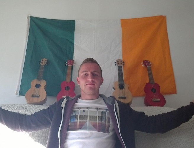 Irish Lad's Song About Conor McGregor Goes Viral