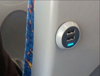 Charging Ports Now On Dublin Bus