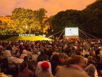Outdoor Cinema This Week In Dublin