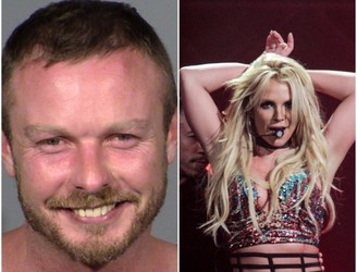 Man Arrested After Invading The Stage At Britney Spears Concert