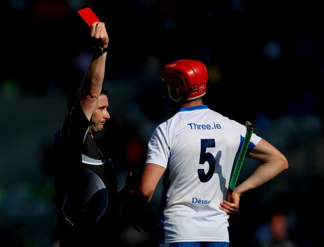 Tadhg De Burca Suspension Upheld By The DRA