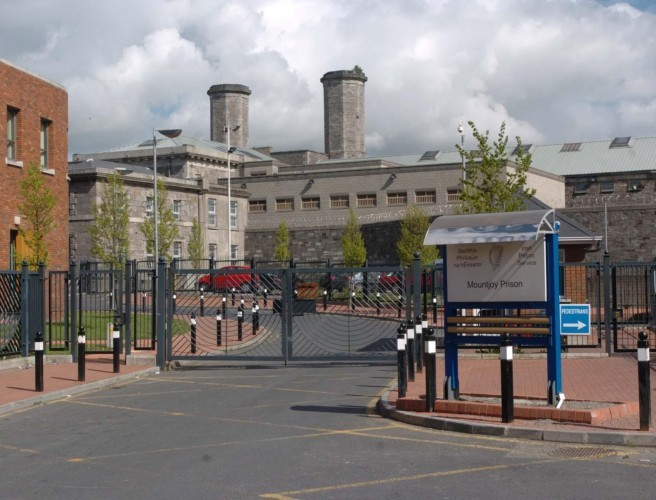 A Prisoner Has Been Talked Down From The Roof Of Mountjoy