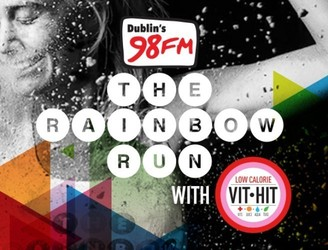 WIN Tickets to 98FM's Rainbow Run with VitHit