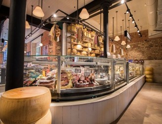 Take A Look Inside Dublin's New Gourmet Food Hall