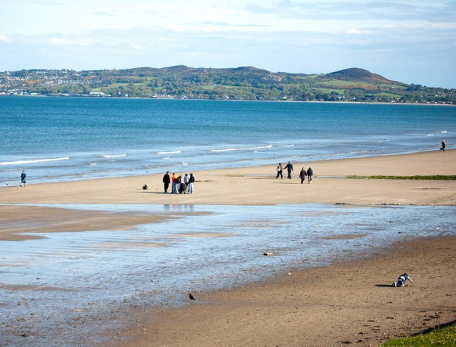 Portmarnock Swim Warning Lifted