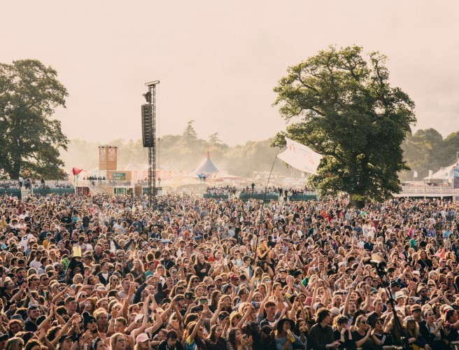 Final Acts Added To Electric Picnic Line-Up