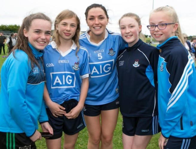 Here's How You Can Meet The Dublin Ladies Senior Team This Week