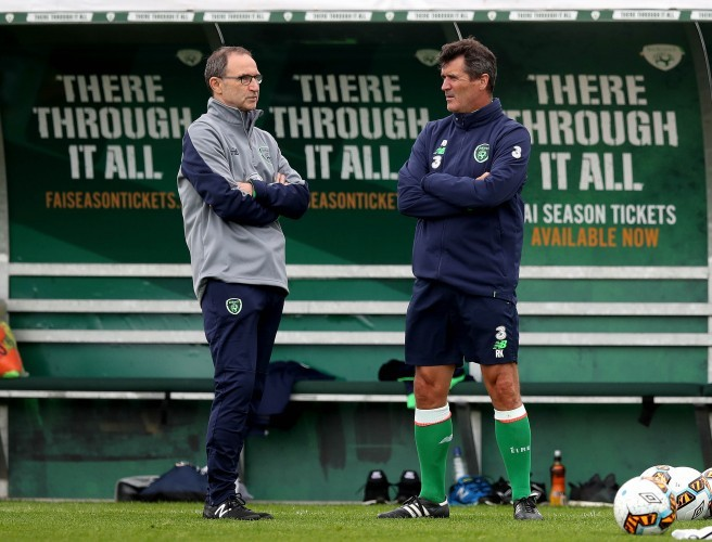 Martin O'Neill And Roy Keane Set To Be Given New Contracts