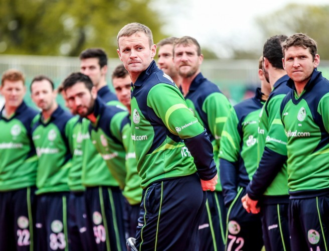 Cricket Ireland have appointed a new head coach