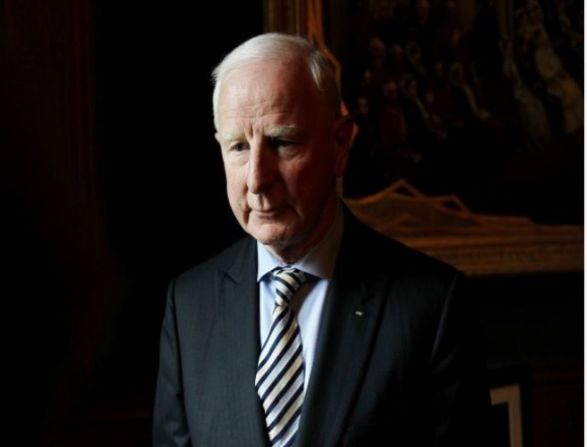 Pat Hickey Resigns From International Olympic Committee