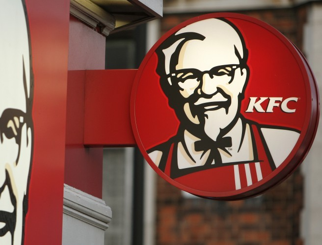 KFC Is Now Delivering In Dublin