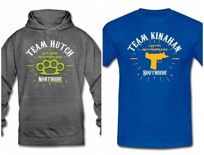T-Shirt Company 'Can't Apologise Enough' For Hutch/Kinahan Clothing