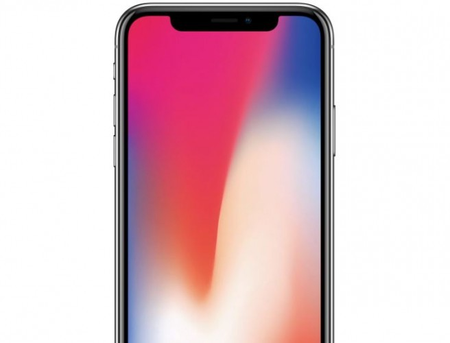 Apple Launches IPhone X