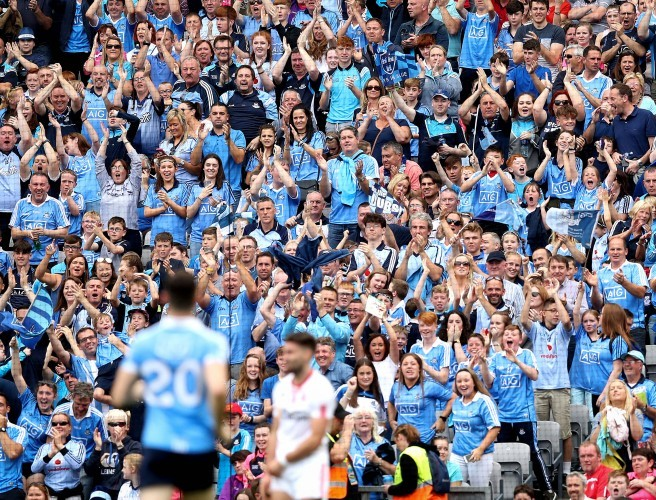 No Place For Diarmuid Connolly In Dublin All-Ireland Team