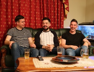 Meet The New Gogglebox Ireland Family