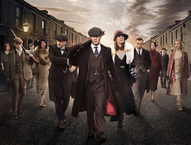 First Look At Peaky Blinders Gang Ahead Of Season 4