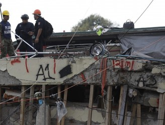 Girl 'Trapped Under Rubble' In Mexico Never Existed