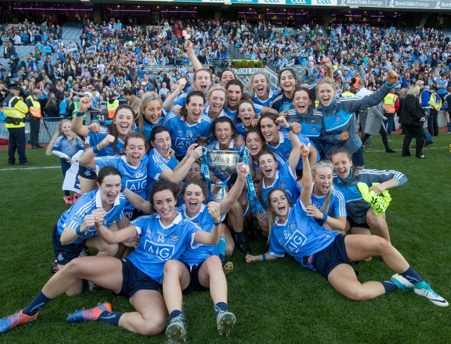 Dubs On The Double As Ladies Land All Ireland Glory