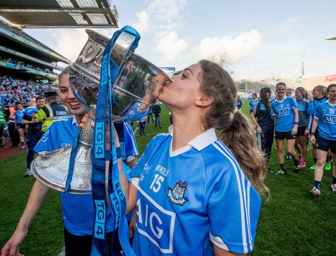 Special Reception Planned For Dublin Ladies Team