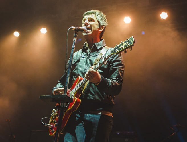 Noel Gallagher Announces Dublin Date