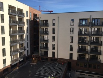 Regeneration Of Charlemont Street Social Housing Unveiled
