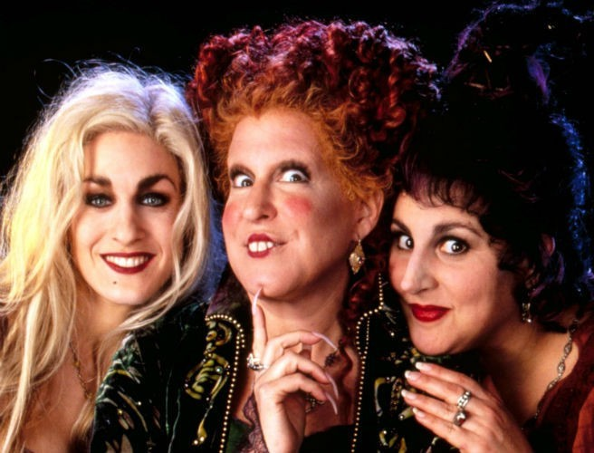 Hocus Pocus Sequel Reportedly In The Works