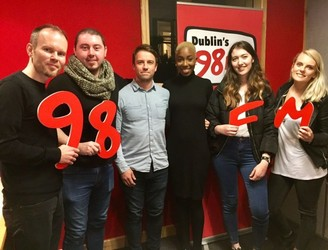 98FM's Totally Irish Podcast - October 1st 2017