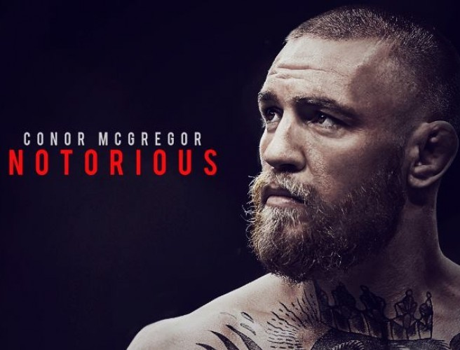 Watch The Trailer For Conor McGregor: Notorious