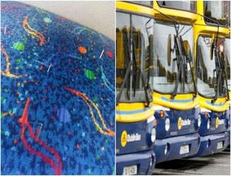 ** Dublin Man SHOCKED By What He Found On Dublin Bus **