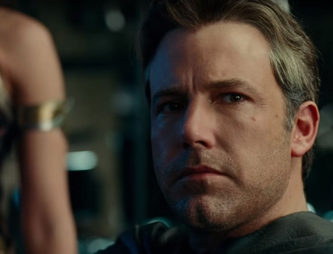 Watch The Second Trailer For Justice League