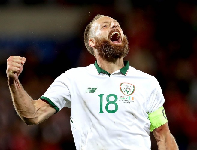 Ireland, David Meyler