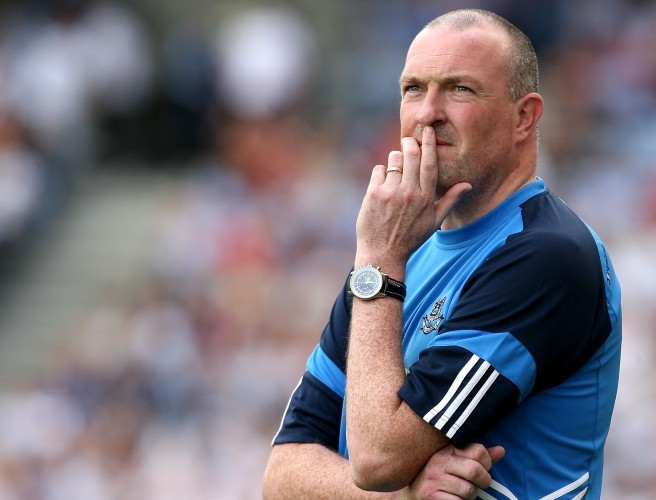 Pat Gilroy named new Dublin hurling manager