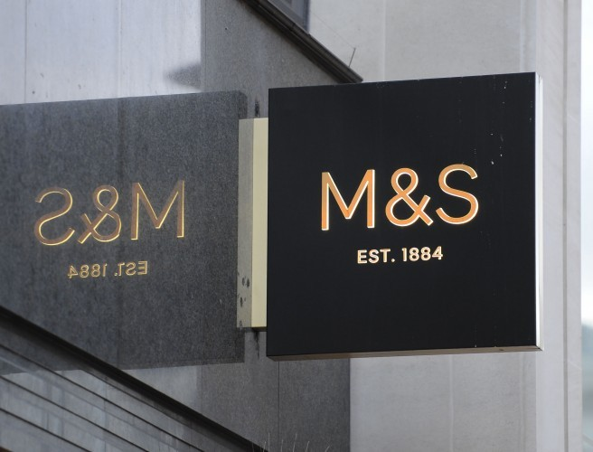 M&S Charging Irish Customers Up To 40% More
