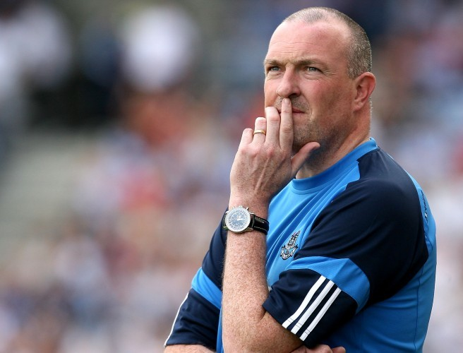 Pat Gilroy set to start life as Dublin hurling manager with a game at Croke Park