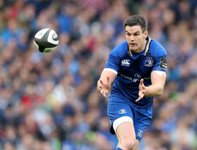 Blow for Leinster as Johnny Sexton is ruled out of Champions Cup opener