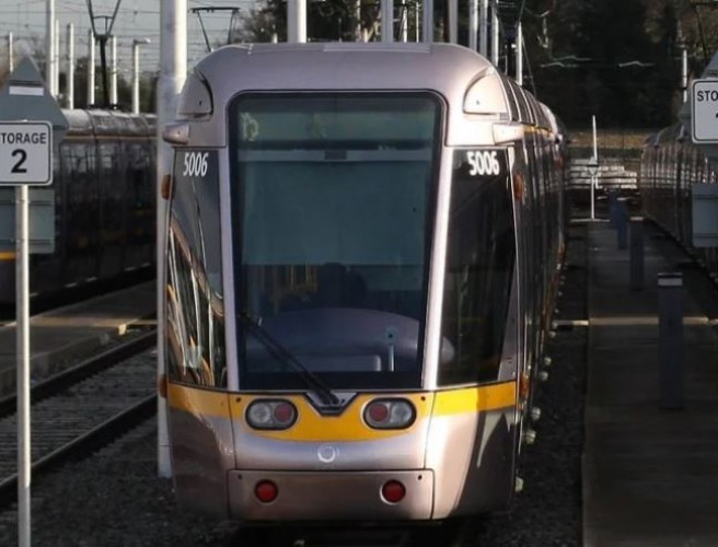 No Luas Services Running Tomorrow Morning Due To Storm Damage
