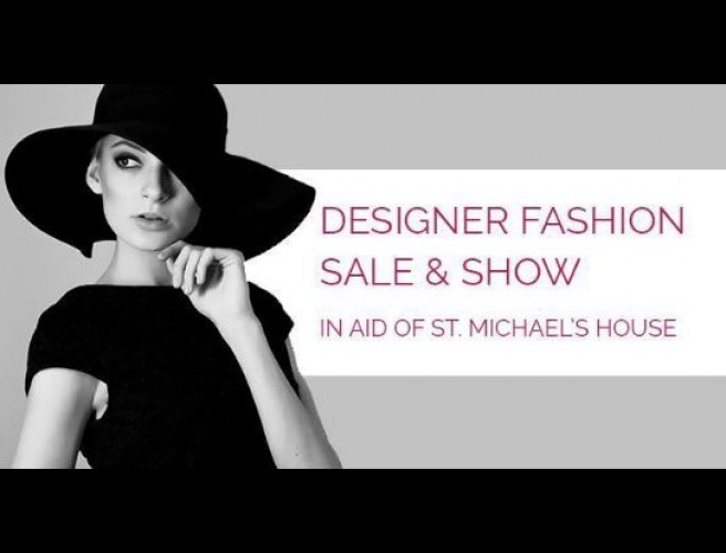 Designer Fashion Sale For St Michael's House Is Back