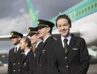 Aer Lingus Launches 'Largest Ever' Recruitment Drive