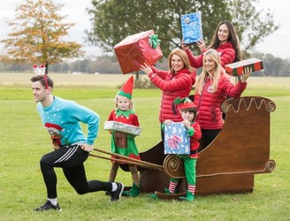 Aware Launches 12th Annual Christmas Run