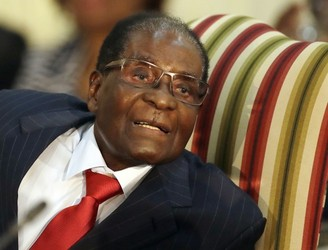 Robert Mugabe Sacked As Leader Of Zimbabwe Ruling Party