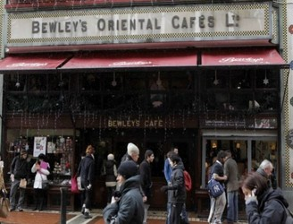 Bewley's Grafton Street Set To Reopen Next Month