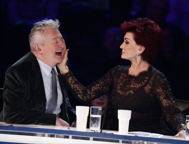 Louis Walsh And Sharon Osbourne Confirmed For X Factor 2018